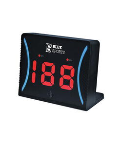 Blue Sport Speed Radar