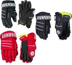 Warrior ALPHA QX3 Hockey Gloves Jr