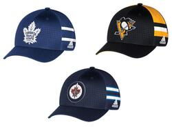 Adidas NHL Draft Structured Flex Cap