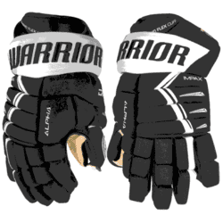 Warrior Alpha DX Pro Hockey Gloves Jr