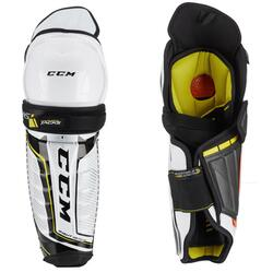 CCM Super Tacks AS1 Hockey Shin Guards Senior