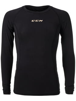 CCM Performance Compression Long Sleeve Shirt Senior