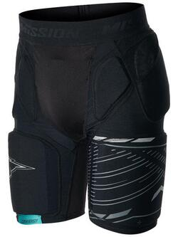 Mission Compression Roller Hockey Girdle Senior