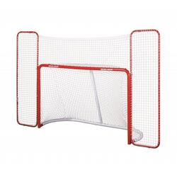 "Bauer Goal 72"" with Backstop (Extra reinforced)"