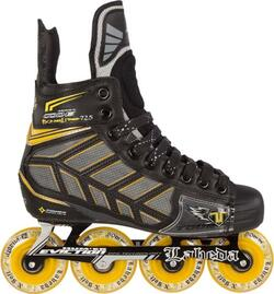 Tour Fish BoneLite 725 Roller Hockey Skates