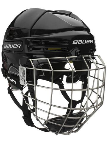 Bauer RE-AKT 75 Hockey Helmet Combo