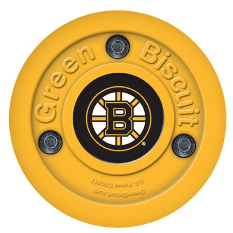 Green Biscuit Training Puck - NHL Edition