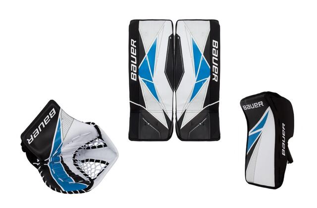 Bauer Street S19 Goalie Set Junior