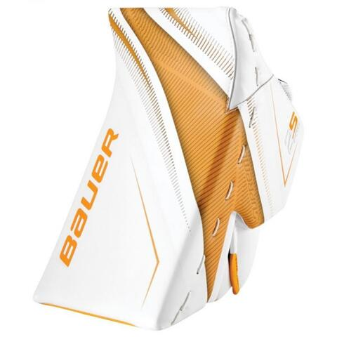 Bauer Supreme 2S Pro Goalie Blocker Sr.
