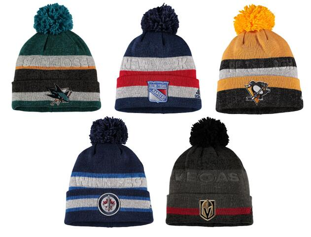 Adidas NHL Juliet Tuft Knitted Pom Hue