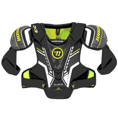 Warrior Alpha DX3 Hockey Shoulder Pads Senior