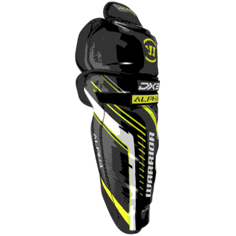 Warrior Alpha DX3 Hockey Shin Guards	Senior