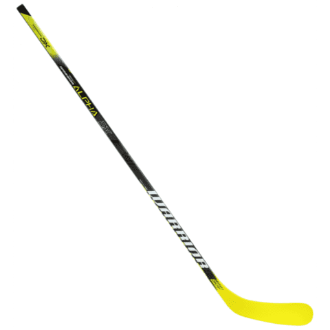 Warrior Alpha DX Grip Composite Hockey Stick Tyke