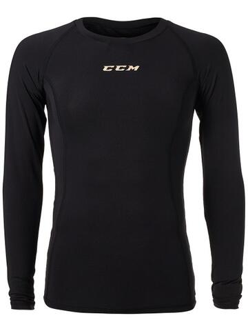 CCM Performance Compression Long Sleeve Shirt Junior