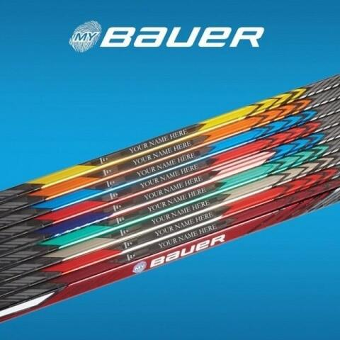 Bauer Pro Custom Schläger 2-Pack Intermediate