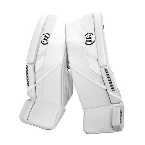 Warrior Ritual G5 Goalie Pads Intermediate