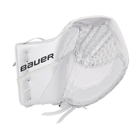 Bauer Supreme 3S Goalie Catch Glove Intermediate