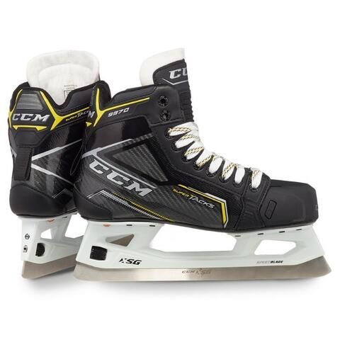 CCM  super Tacks 9370 Torwart Schlittschuhe Junior