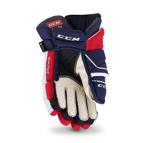 ccm tacks 9060 hockey gloves junior