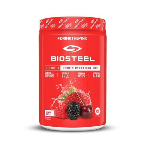 Biosteel Sports Hydration Mix Mixed berry - 315g