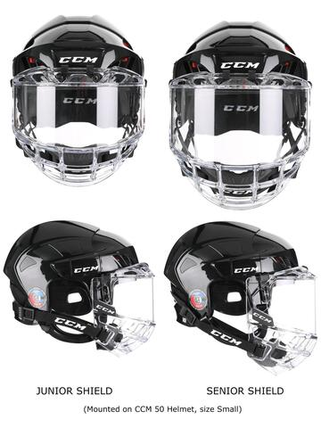 CCM FV1 Hockey Full Shield Junior