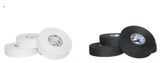 5 ROLLS Blue Sports Premium Hockey Tape