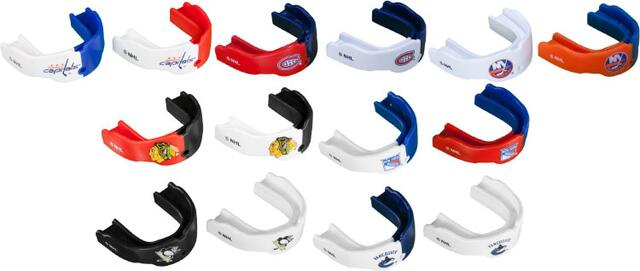 Battle Sports NHL Team Mouthguards 2-Pack