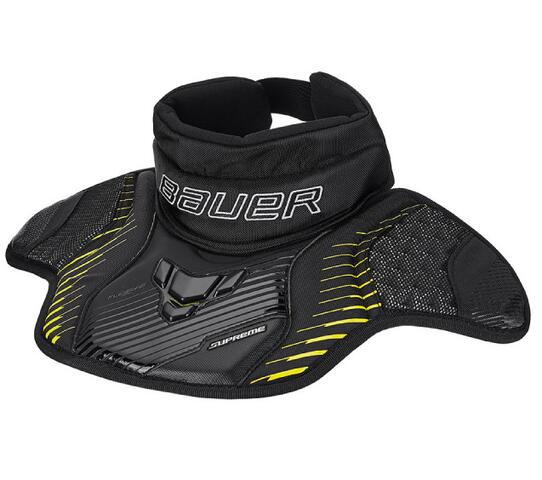 Bauer Supreme Goalie Neck Guard Bib Senior