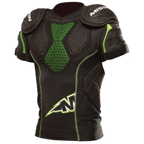 Mission Pro Compression Padded Shirt