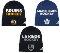 Adidas NHL Locker Room Cuffed Knit Hat