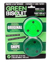 Green Biscuit 2 Pack - Original & Snipe