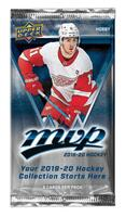 Upper Deck MVP Hockey cards 2019-20