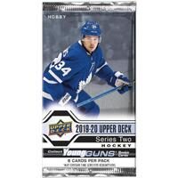 Upper Deck 2019-20 Series Two Hockey card