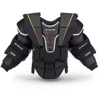 ccm axis 1.9 goalie arm & chest protector intermediate