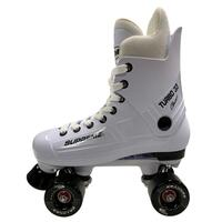 Supreme Turbo 33 Side By Side Roller Skate - White